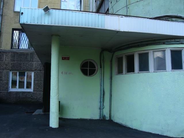 Общежитие коммунистического университета национальных меньшинств 05