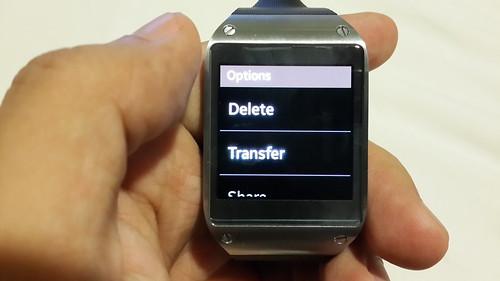 โอนรูปถ่ายหรือวิดีโอผ่าน Bluetooth ไปยัง Samsung Galaxy ที่เชื่อมต่อได้เลย