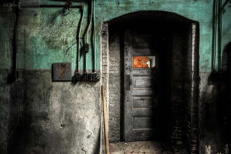 Through These Doors Lie Ruin | Reformatory in Ruin