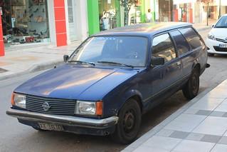 1977-82 Opel Rekord panel van