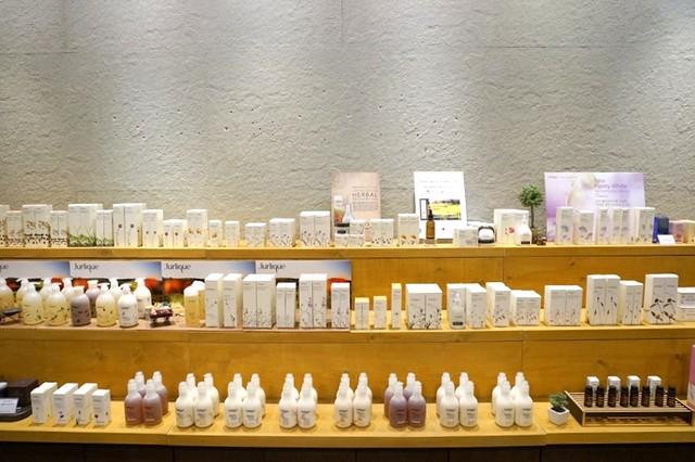Jurlique Spa and facial - Seoul -001