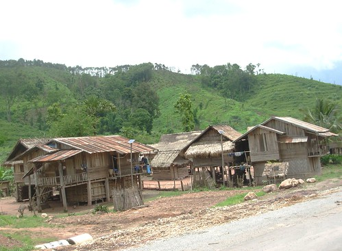 Houaisai-Luang Namtha-route (13)