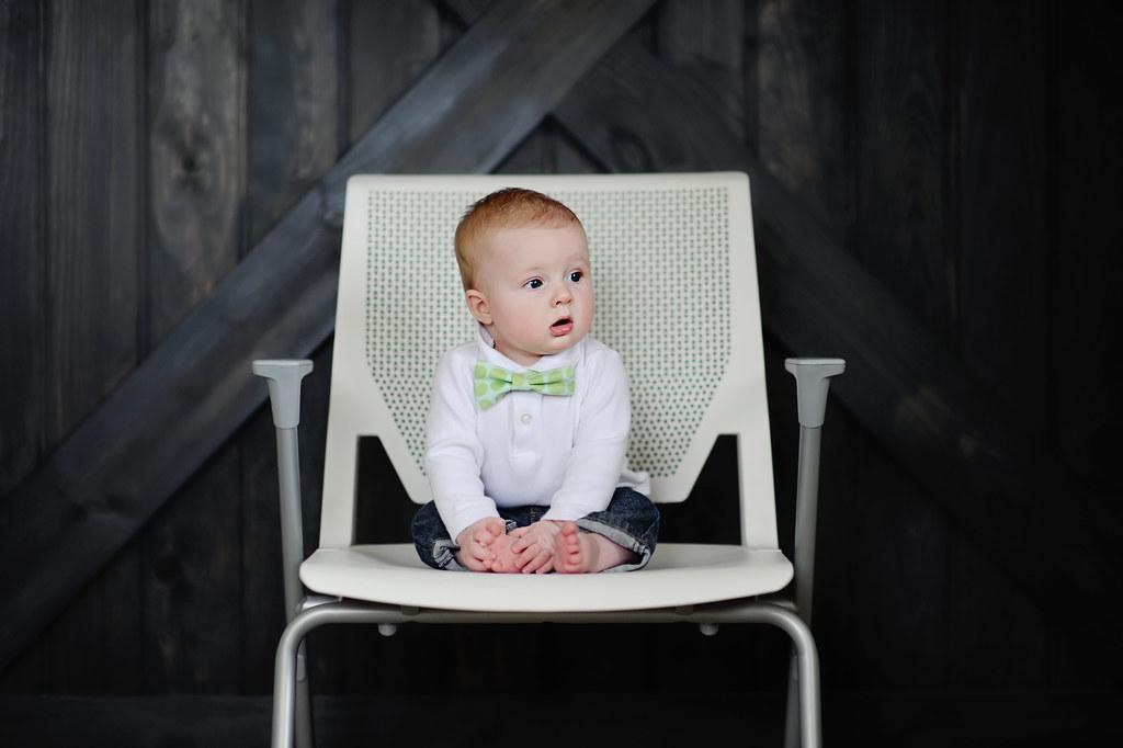 Hudsonville Baby Photographer