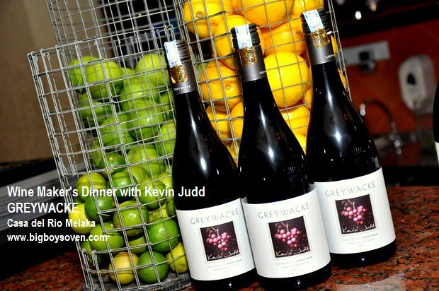 Greywacke Wine Maker Dinner with Kevin Judd 1