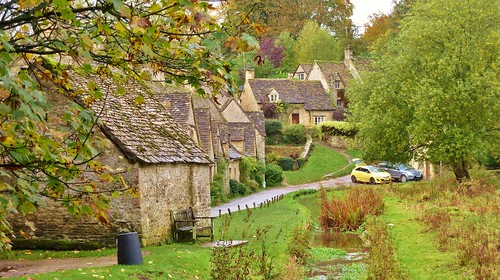 Arlington Row,Bibury,Gloucestershire (Explore)