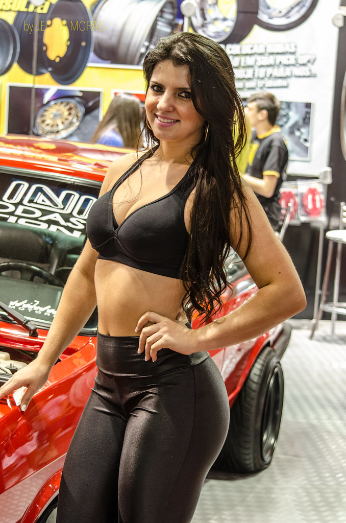 Hot babe in camaro sees my dick 9