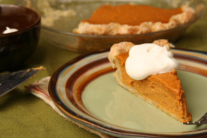 pumpkin pie 6