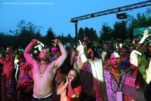 EVOLVE FESTIVAL 2013