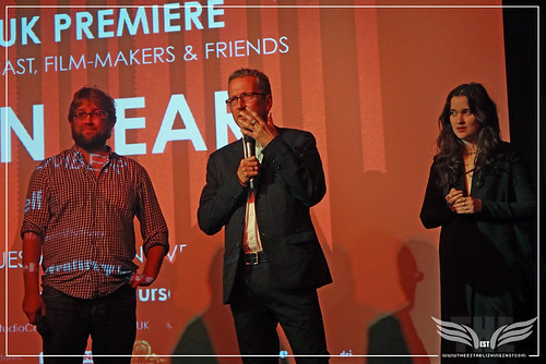 The Establishing Shot: IN FEAR PREMIERE - JAMIE GRAHAM, DIRECTOR JEREMY LOVERING & STAR ALICE ENGLERT INTRODUCE IN FEAR @ THE ICA PRESENTED BY STELLA ARTOIS by Craig Grobler