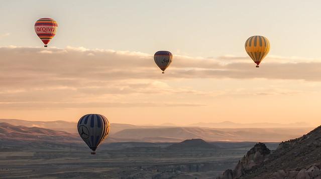 Balloon Flight II