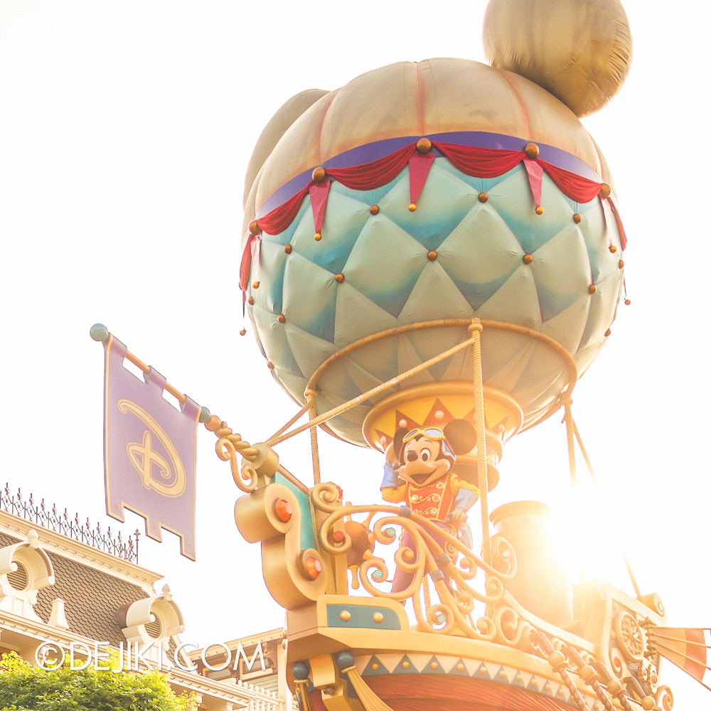 Flights of Fantasy - Airship Mickey