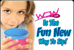 Wow Cups are the fun new way to sip!