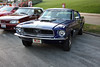 1968 Ford Mustang 2+2 Fastback (1 of 2) by myoldpostcards
