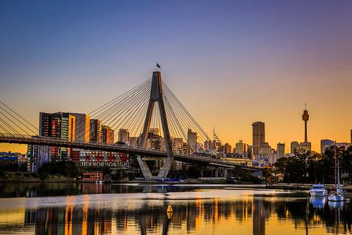 bridge canon sydney australia newsouthwales glebe anzac 5dmkiii