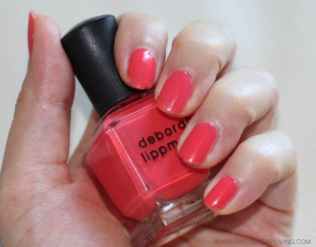 Deborah Lippman Girls Just Want to have fun with bottle - by Chic n Cheap Living