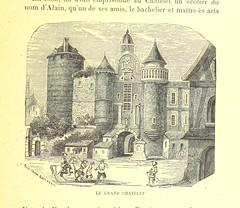 "British Library digitised image from page 55 of ""La Cité à travers les âges ... 64 illustrations de E. Coppin"""