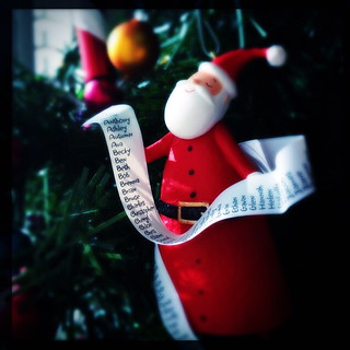 When will Santa's list be digital?