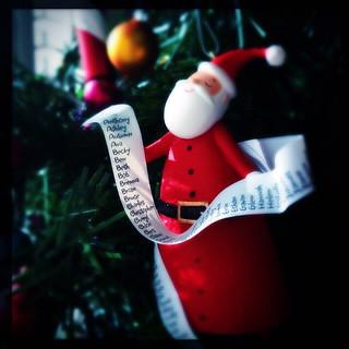 When will Santa's list be digital?