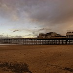 Colwyn Bay Pier and Rhyl Harbour