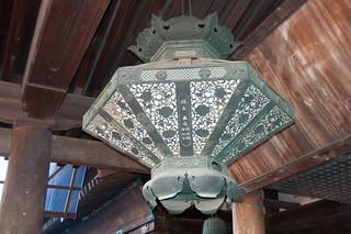 Image of Hondo. japan kyoto kiyomizudera lightfixture hondo