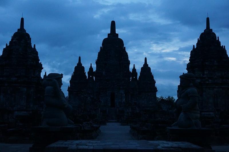 Prambanan HinduTemple complex