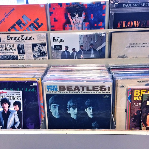 Beatles The Record Collector Bordentown NJ