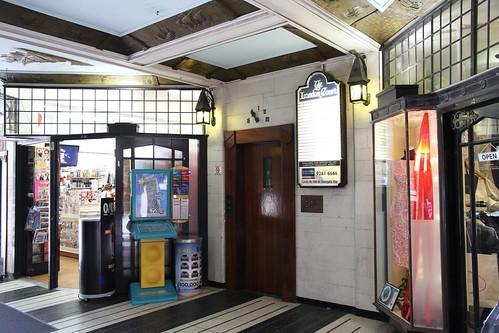 London Court Elevator