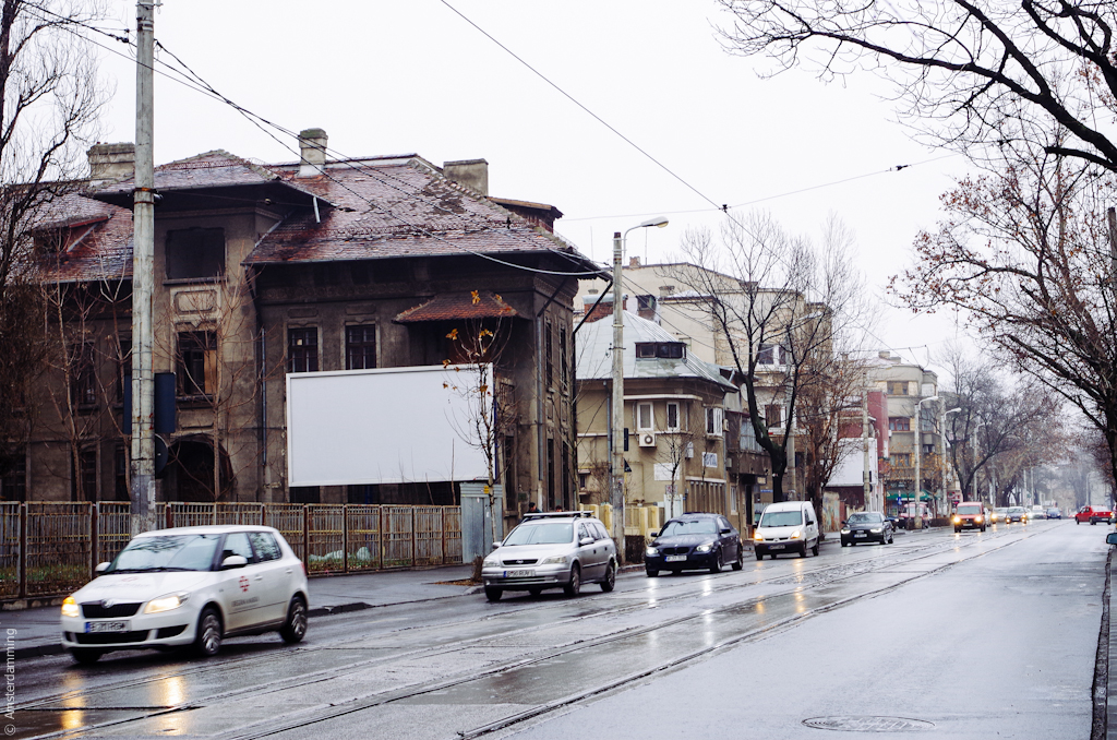 Romania, January 2014