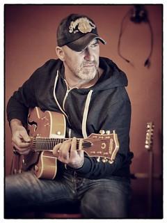 Jörg - Hillbilly Blues Company