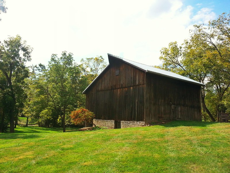 Karrer Barn - Historic District