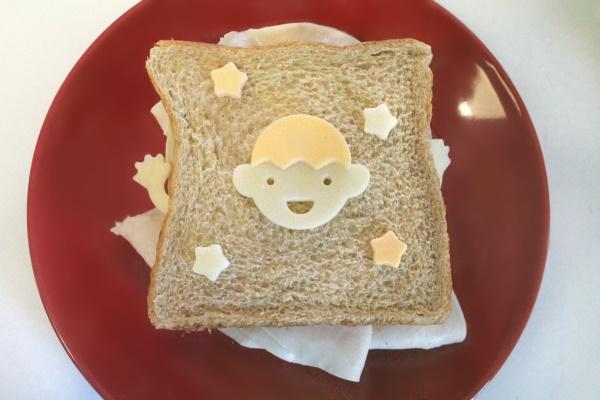 Boy Sandwich