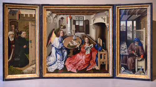 The Annunciation Triptych
