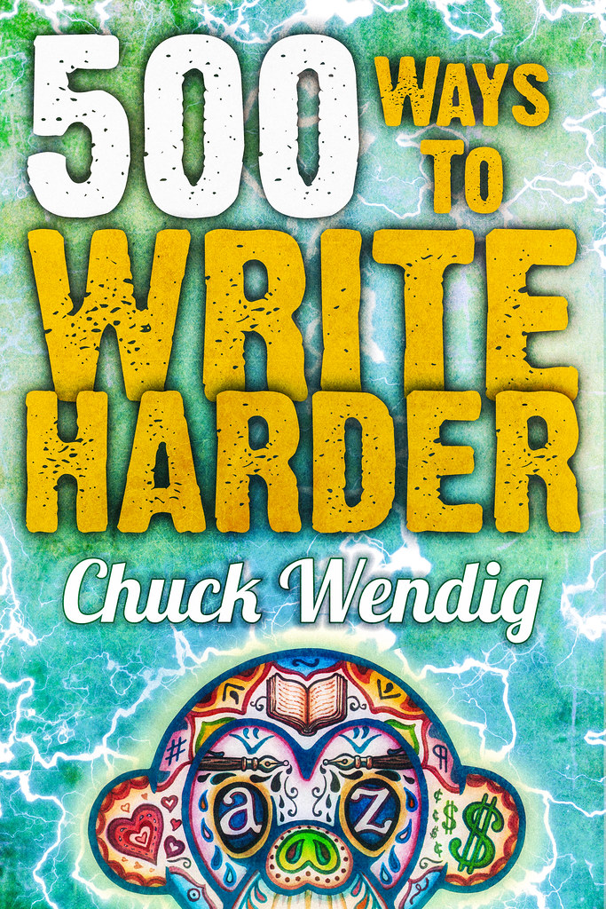 500 Ways To Write Harder: Coming Soon