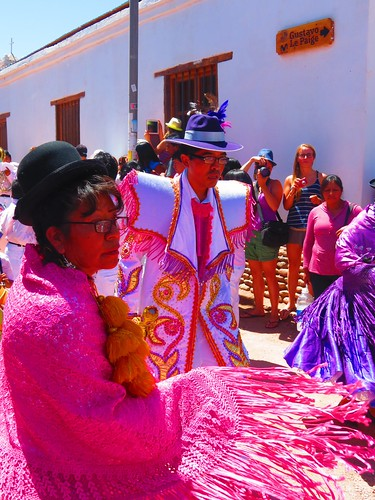 San Pedro De Atacama Carnival