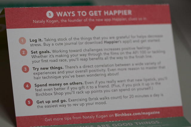 5 ways to get happier
