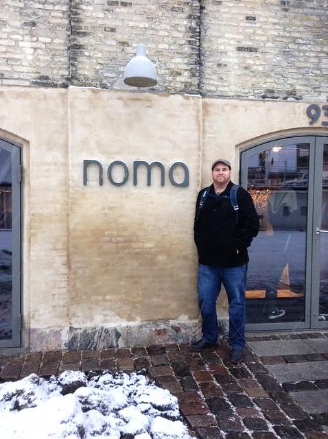 The Noma Intern