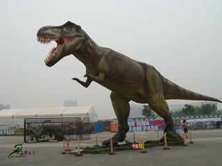 dinosaur park exhibation