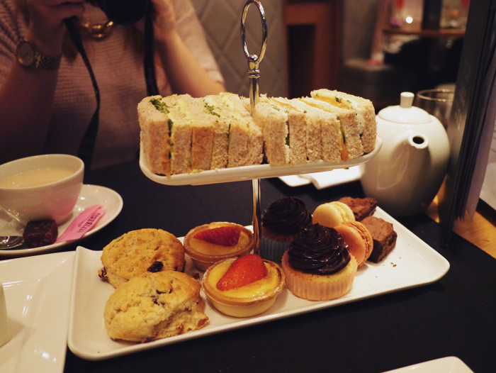 afternoon tea tigerlily edinburgh 3