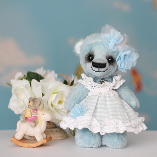 OOAK Teddy Bear