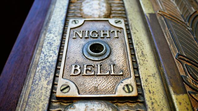 """Night bell"""