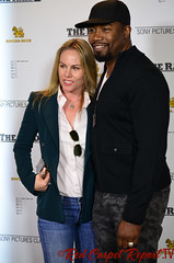 Christy Oldham & Michael Jai White - DSC_0813