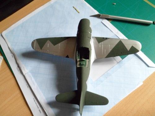 Pas-à-pas : Mitsubishi J2M3 modele 21 Raiden Jack [Tamiya 1/48] 13364053893_6797c11df8_o