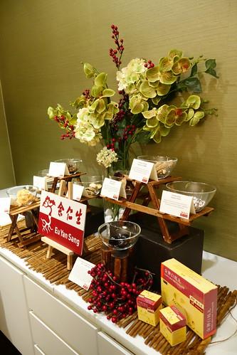 Herbs by Eu Yan Sang. WGS 2014