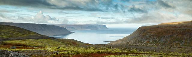 Trostansfjörður