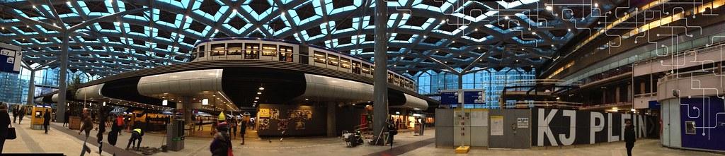 Den Haag Centraal, Países Baixos