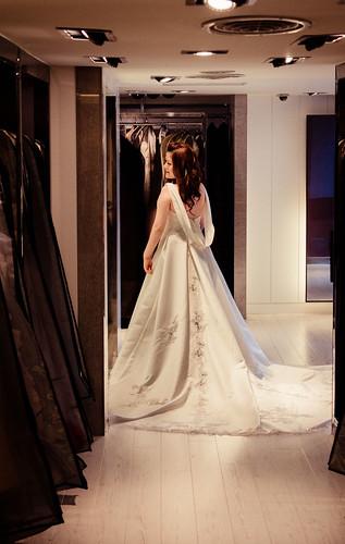 豐腴女孩也能挑到漂亮婚紗25