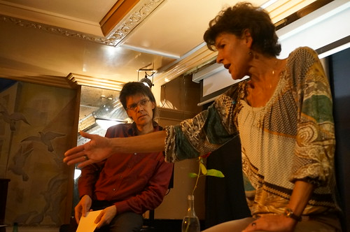Alain Marc et Gabriella Scheer DSC07058