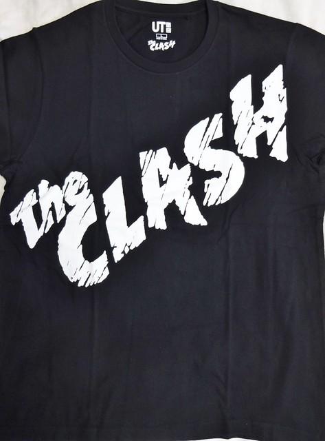 ユニクロ クラッシュTシャツ #3