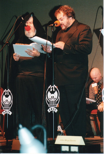 Thomas E. Fuller as Death and John Rhys-Davies as Lupine Wonse.