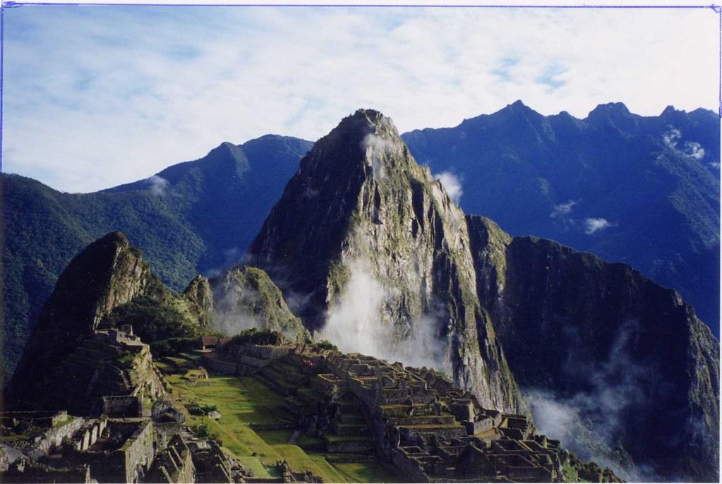 Machu Picchu 馬丘比丘 Cuzco Peru